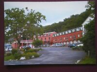 POSTCARD INVERNESS-SHIRE FORT WILLIAM - CROIT ANNA HOTEL