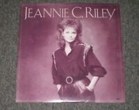 Jeannie C. Riley~Self-Titled~1986 Folk / Female Vocal~PROMO~FAST SHIPPING!