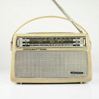 Grundig Concert Boy Transistor Koffer Radio Vintage 60er