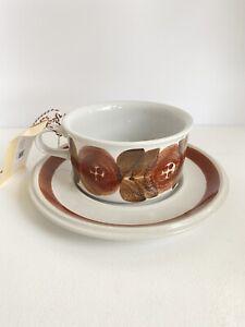 arabia finland rosmarin Teacup And Saucer