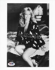 Vikki LaMotta Signed Playboy 8x10 Photo Psa/Dna Raging Bull Picture Autograph 1