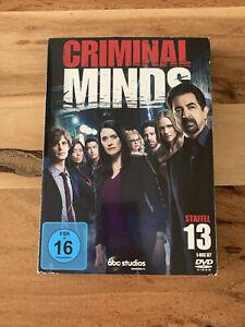 Criminal Minds Staffel 13 - DVD