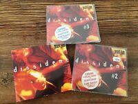 PEARL JAM – Dissident - Live In Atlanta -3 CD Box digipak four-panel gatefold