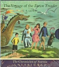 Chronicles of Narnia VOYAGE OF THE DAWN TREADER C S Lewis CD Audiobook  *Sealed*
