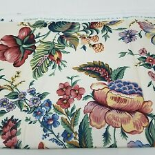 Waverly Devereaux Southern Charm Cotton Fabric VAT Dyed Scotchgard Material