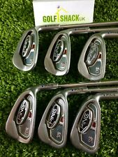 Ping I15 Irons 5-W Blue Dot with Ping AWT Regular Flex Shafts (3772)