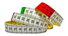 HOECHSTMASS Maßband mit Dezimeter-Einteilung 150cm | Bandmaß messen Schneiderei