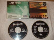 MINT 1st RARE 1994 PROMO Bolt Thrower For Victory / War DOUBLE CD Earache TESTED