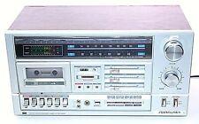 Vintage Soundesign 5643 Cassette Receiver Amplifier Bookshelf Stereo System