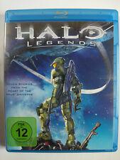Halo Legends - Fantasie Sci- Fi. Animation, Anime, Spartaner, Kampftechnik