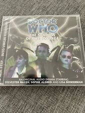 More details for doctor who the shadow of the scourge - big finish cd - new/sealed