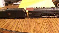 IHC/Mehano CB&Q Burlington 4-6-4 #3007 Steam Locomotive HO Scale DC High Quality