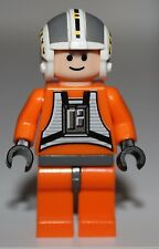 LeGo Star Wars  Wedge Antilles Pilot Minifig NEW