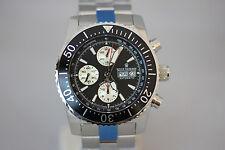 Revue Thommen Diver Chronograph 17030.6137 NEU & OVP UVP2200€ ETA Valjoux 7750