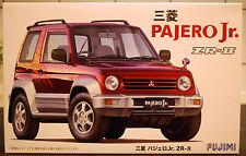 1995 MITSUBISHI PAJERO Jr. ZR II, 1:24, FUJIMI 039107