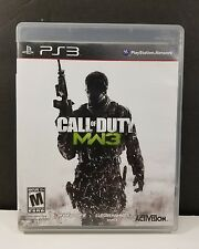 Playstation 3 Call of Duty MW3 Game Sony Activision