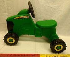 """JOHN DEERE LICENSED PRODUCT- ERTL CHILD'S SIZE RIDE ON TRACTOR, 21"""""""