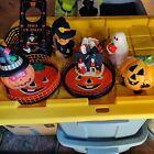 halloween decorations vintage. 10 piece Lot!!!!!
