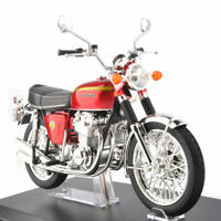 1/12 Scale Honda DREAM CB750 Motorcycle Diecast Finished Model Gift Toy