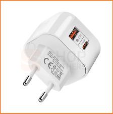 20W USB-C Schnellladegerät Steck...