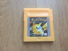 Pokemon Edición Amarillo Game Boy Color