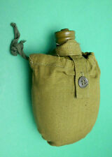 Russian Army - ALU WATER FLASK BOTTLE WARSAW PACT - Soviet CANTEEN cover