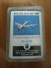 QUARTETT FLUGZEUGQUARTETT Nr.II/78 F.X.SCHMID