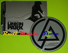 CD Singolo LINKIN PARK What i've done 2007 Eu WARNER BROS RECORDS mc dvd (S6)