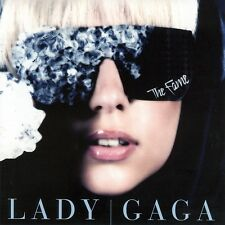 LADY GAGA The Fame CD BRAND NEW Bonus Track