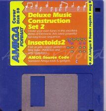 Amiga Format - Magazine Coverdisk 50 - AMOS Code <MQ>