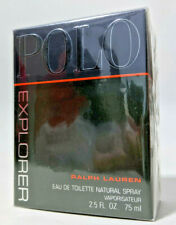 Ralph Lauren Polo Explorer Eau de Toilette 75ml / 2.5oz spray new sealed
