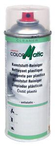 ColorMatic Kunststoff-Reiniger 400ml 190261 Kunststoffreiniger Plastic Cleaner