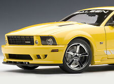 AUTOART 1/18 FORD MUSTANG SALEEN S281 EXTREME YELLOW 73058