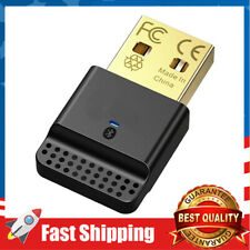 USB Bluetooth Dongle Adapter for PC Laptop Headset,Keyboard,Support All Windows