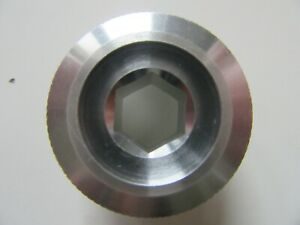 Shimano Hollowtech II crank arm bolt SILVER fits XT SLX XTR Deore etc (1303)