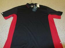 Greg Norman Golf Polo Shirt Black NWT XL $70