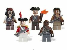 LEGO Minifigures Pirates of the Caribbean Battle Pack Jack Sparrow Zombie
