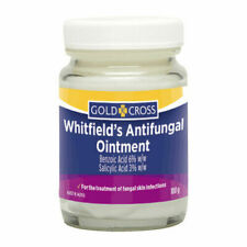 Gold Cross Whitfield'S Ointment - 100g