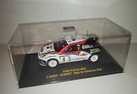 Ford Focus WRC 1:43 de RALLY CAR . Rally de Cataluña 2002 -Carlos Sainz.M.Marti