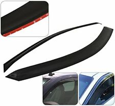2001-2005 Honda Civic 2 Piece Black Rain/Sun Weather Guard Window Vent Visor 2Dr