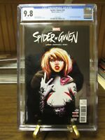 SPIDER-GWEN #24 GWEN STACY BECOMES GWENOM FIRST APPEARANCE CGC 9.8