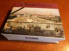 Mozart Festival 4xCD box SEALED London Festival Orchestra Symphony 35 40 31 41