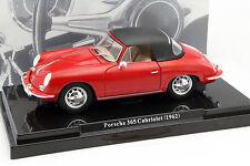 PORSCHE 365 cabriolet ( 1962) SCALA 1/24