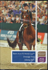 NEW DVD FEI WORLD CUP DRESSAGE FINAL LEIPZIG 2011
