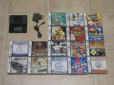 Nintendo DS Lite mit Zubehörpaket + 2 Gratis Spiele