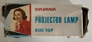 Sylvania projector Lamp for Movie & Still Projectors. Model SYL-17 8V 50W P 15s.
