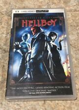 Hellboy Director's Cut UMD Video for PSP FREE SHIPPING