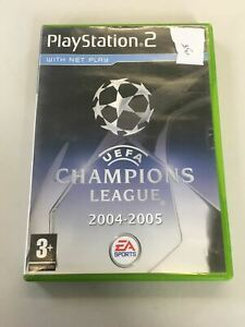 Sony Playstation 2 UEFA champions league 2004 / 2005