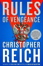 Rules of Vengeance by Christopher Reich (2009, Hardcover)