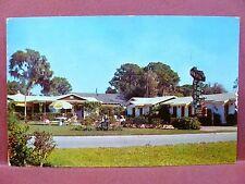 Postcard FL Sarasota Ken Ed Ra Court #3